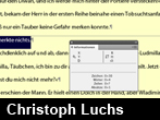 Textmodus in InDesign CS4