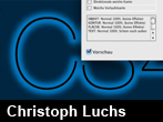 Glühen in InDesign CS4