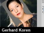 »Gesichter kreativ verändern« in Photoshop CS4